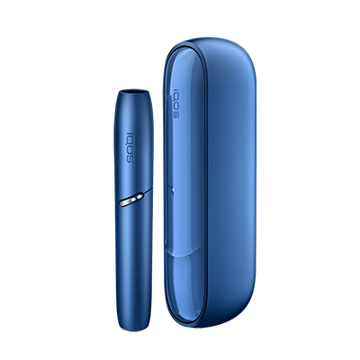 IQOS 3 DUO Kit, Stellar Blue, large