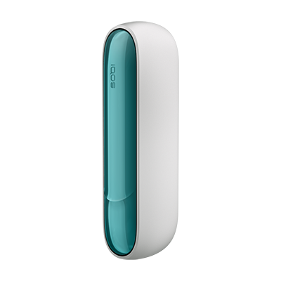 IQOS™ Door Cover, Electric Teal, large