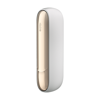 IQOS™ Door Cover, Brilliant Gold, large