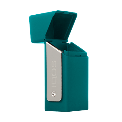 IQOS™ Mini-Tray, Electric Teal, large