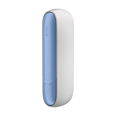 IQOS™ Door Cover, Alpine Blue, large