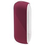 IQOS™ Silicone Sleeve, Scarlet, medium