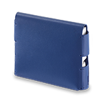IQOS™ Leder Folio, Royal Blue, medium
