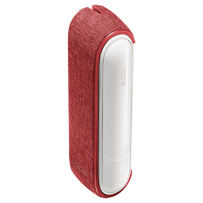 IQOS™ Fabric Sleeve, Red, large