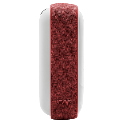 IQOS™ Stoffhülle, Red, large